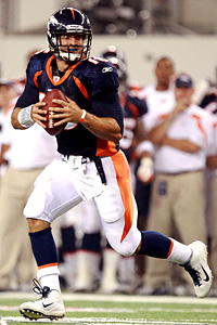 Denver's Tim Tebow