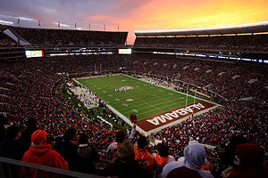 Iron Bowl Overview