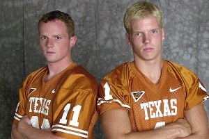 Major Applewhite, Chris Simms