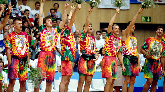 Lithuanian Olympic Basketball
