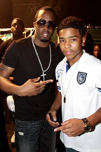 Sean 'Diddy' Combs and Justin Combs