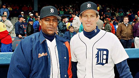 Lou Whitaker & Alan Trammell