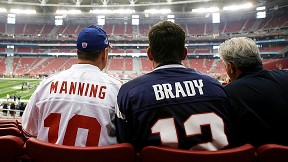 Brady & Manning Jerseys