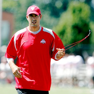 Ohio State coach Luke Fickell