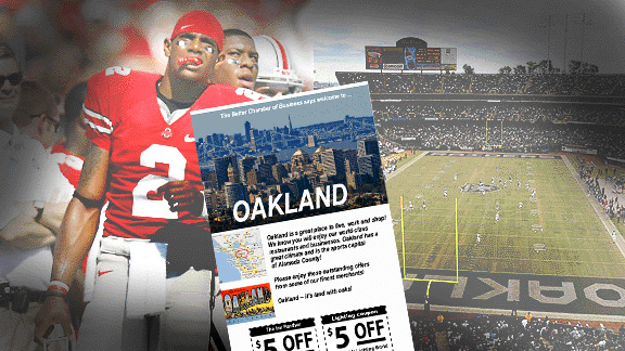 Welcome to Oakland!
