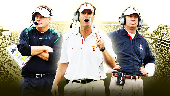 Pac 12 coaches