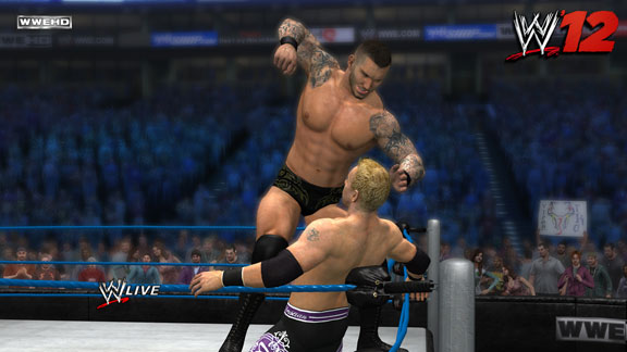 Wwe 2012 Randy Orton Finisher Wwe 12 Thq Randy Orton Beats