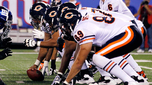 bears o line