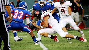 Colleyville Heritage High School football