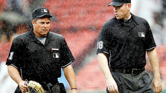 Fenway Umpires