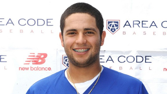 CJ Hinojosa, Texas Rangers, University of Texas, Area Code Baseball