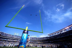 San Diego Chargers Qualcomm Stadium Just Doesn T Cut It