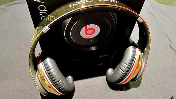 Ocho Cinco Beats by Dre