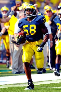 Michigan's Brandon Herron
