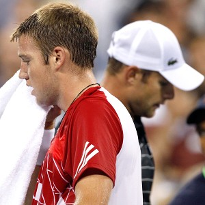 Andy Roddick and Jack Sock