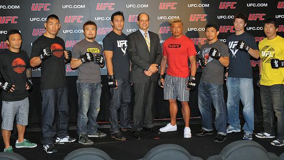 UFC Japan Tournament