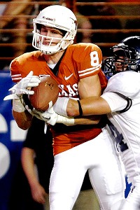 Texas' Jaxon Shipley