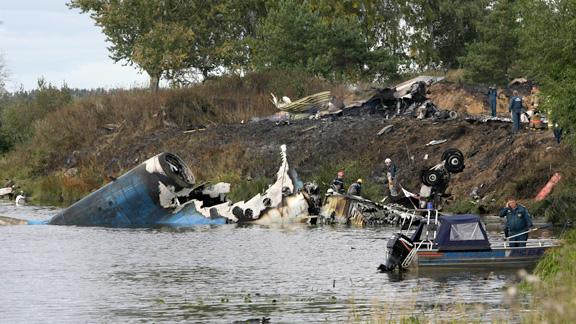 Lokomotiv Crash