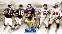 Eli becomes Giants' all-time passing leader