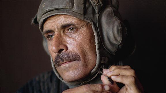 Mohammad Hasan Palwan, Afghani buzkashi athlete