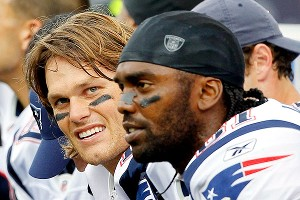 Tom Brady and Randy Moss