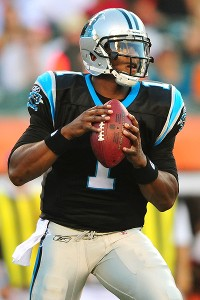 Andrew Weber/US Presswire If history is a guide, Carolina quarterback