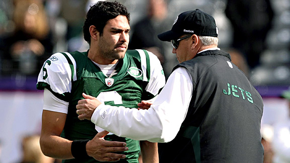 Mark Sanchez & Rex Ryan