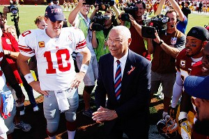 Eli Manning, Colin Powell
