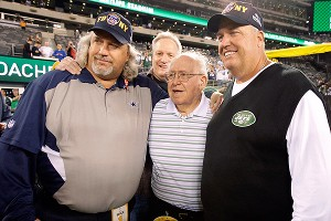 Rob, Buddy and Rex Ryan
