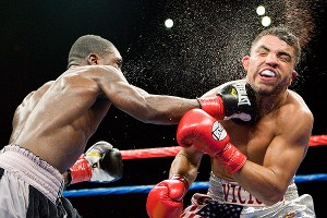 Victor Ortiz, Andre Berto