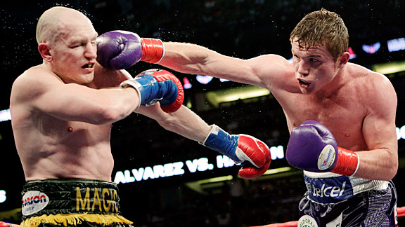 On This Day Floyd Mayweather Broke Canelo Alvarezs Heart And Ppv Records additionally Floyd Mayweather The King Is Back Part 1 2 2009 further Golden Boy October La Fight Fight Club Schedule furthermore Manny Pacquiao Ricky Hatton  eback Mistake besides Boxing Match Ring. on oscar de la hoya boxing gloves s