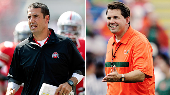 Luke Fickell & Al Golden