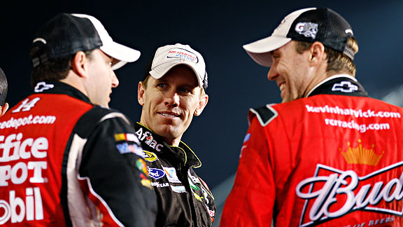 Stewart & Edwards & Harvick