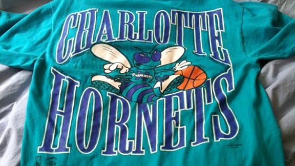 313bbd002 Ten reasons you re nostalgic about the Hornets returning to ...