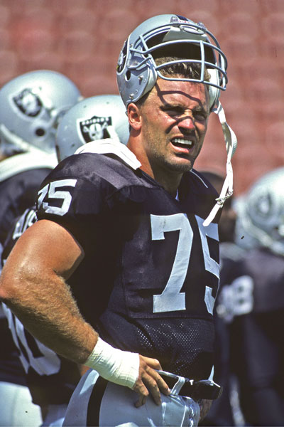 ESPN - Photos - Howie Long discusses Raiders ca467a245