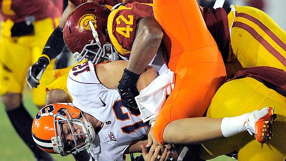 USC defense