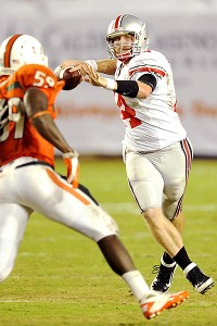Ohio State's Joe Bauserman