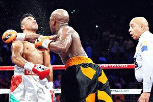 Mayweather/Ortiz