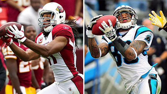 Larry Fitzgerald & Steve Smith