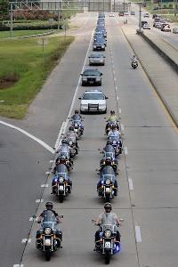 motorcade
