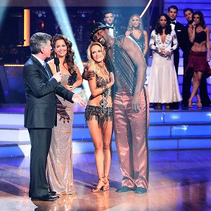 Los Angeles Lakers' Metta World Peace first ousted from 'Dancing with