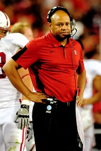 Stanford coach David Shaw