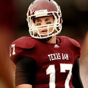 Texas A&M's Ryan Tannehill