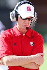 NC State's Tom O'Brien