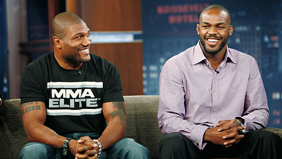 Quinton Jackson/Jon Jones