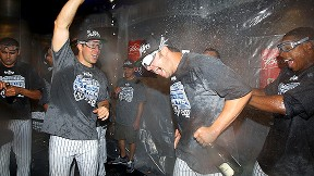 Mark Teixeira and Nick Swisher