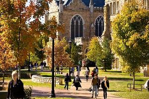 Sewanee campus