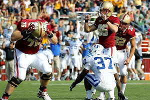 Boston College loses