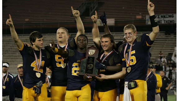 The storied program at St Thomas Aquinas (Fort Lauderdale, Fla.) has won six state championships.