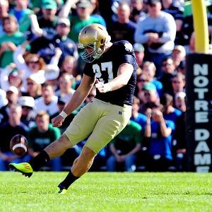 Notre Dame's Kyle Brindza